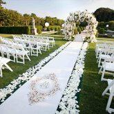 các mẫu cổng đẹp phù hợp tổ chức tiệc cưới ngoài trời 4