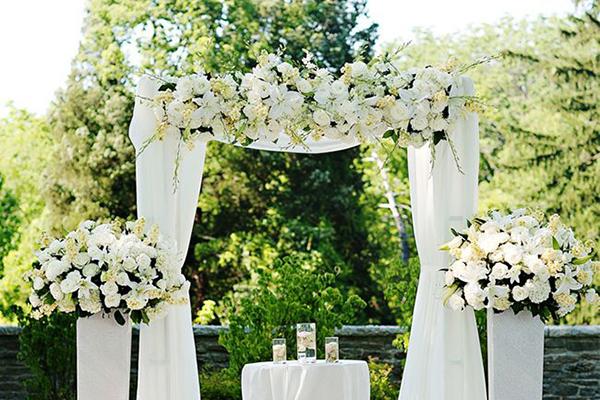 để có cổng đám cưới đẹp cần chuẩn bị gì 5