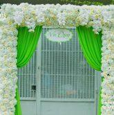 Các mẫu cổng hoa cưới dành cho trang trí lễ gia tiên 8