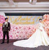 4 Cách tạo backdrop sân khấu tiệc cưới ai cũng mê 6